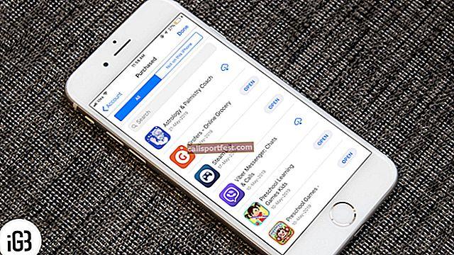 Ne mogu pronaći kupljene aplikacije na iPhoneu ili iPadu: Kako popraviti