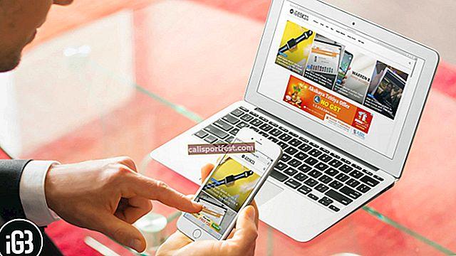 Univerzalni međuspremnik ne radi između Maca i iPhonea? Kako popraviti