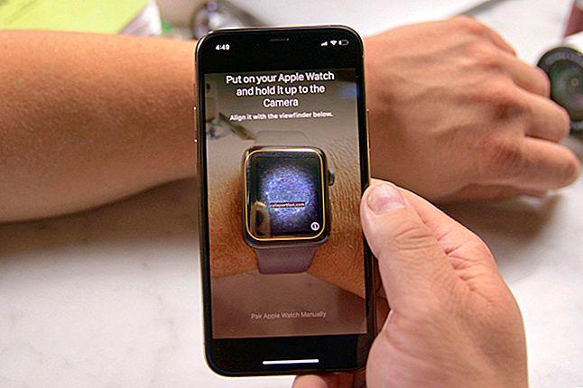 Jak spárovat Apple Watch s iPhone