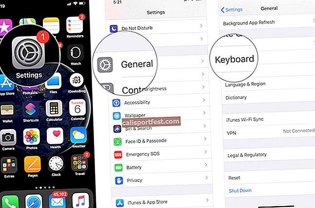 Πώς να αφαιρέσετε το εικονίδιο μικροφώνου από το πληκτρολόγιο σε iPhone και iPad