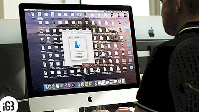 כיצד להגדיר תמונה משלך כסמל העגינה של Finder ב- macOS