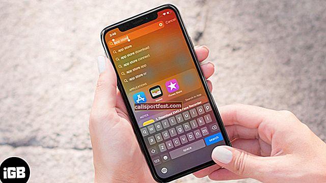 Ikona aplikacije App Store nedostaje na iPhoneu ili iPadu? Kako to popraviti