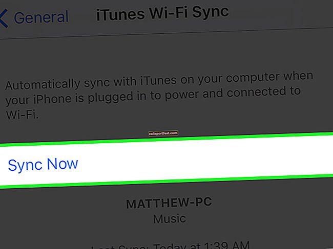 Kako sinkronizirati iPhone s iTunesom bežično putem Wi-Fi veze