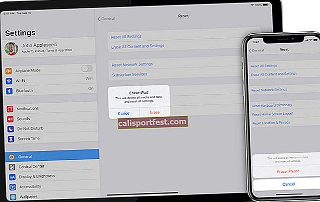 Kako ukloniti dokumente i podatke s iPhonea i iPada