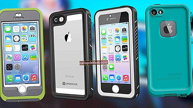Καλύτερες αδιάβροχες θήκες iPhone 5 / 5s το 2021