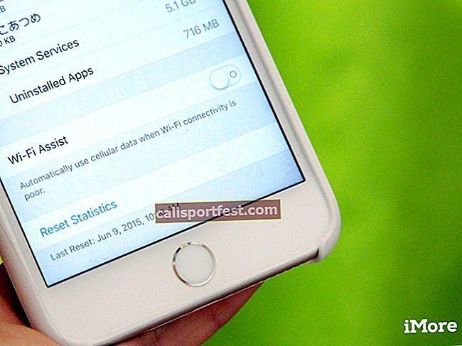 Kako uključiti Wi-Fi Assist na iPhoneu i iPadu