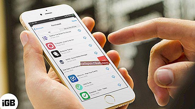 Jak skrýt / odkrýt nákupy App Store a iTunes v rodinném sdílení