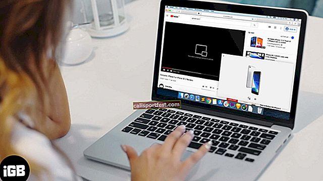Jak používat režim Picture-in-Picture v systému Mac