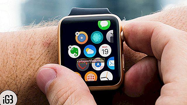 Jak odstranit nebo skrýt aplikace na Apple Watch