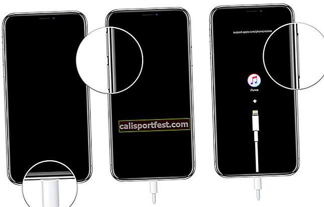 Kako iPhone staviti u način oporavka (svi modeli)