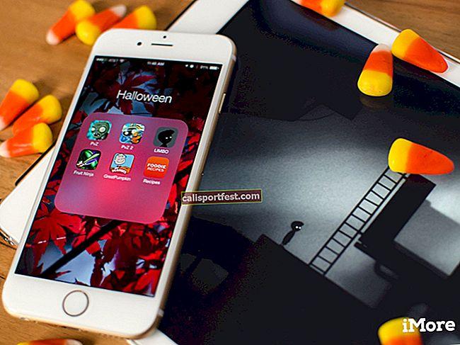 Najbolje aplikacije za Halloween za iPhone