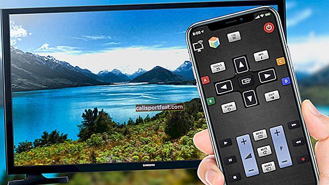 Pretvorite iPhone u daljinski upravljač za svoj pametni TV