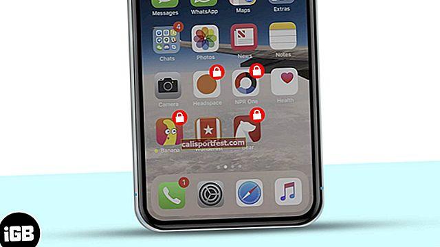 Kako zaključati aplikacije na iPhoneu s lozinkom u iOS 14/13