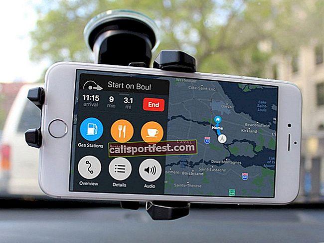 Kako promijeniti glasnoću navigacije u Apple Maps na iPhoneu i iPadu