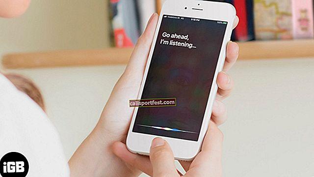 כיצד לתקן את סירי לא עובדת על iPhone או iPad ב- iOS 14?