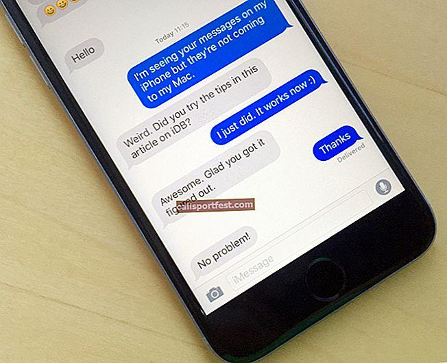 כיצד לשנות את מספר הטלפון של iMessage באייפון