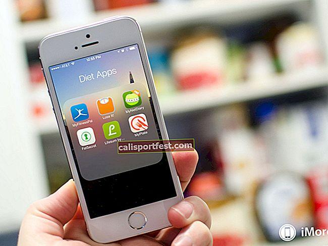 האפליקציות הטובות ביותר לדלפק קלוריות לאייפון בשנת 2021