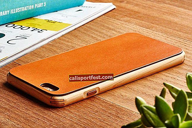 Grovemade javor i koža iPhone 6/6 Plus futrola