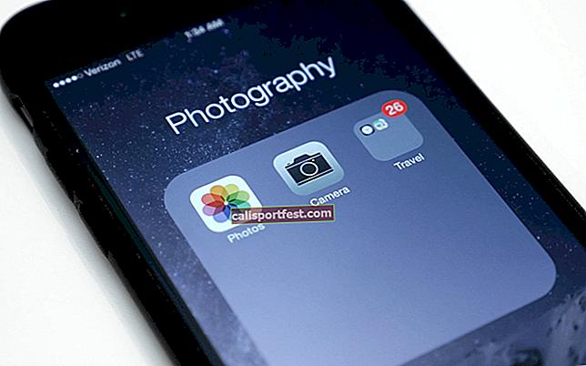 Kako stvoriti ugniježđene mape na iPhoneu i iPadu