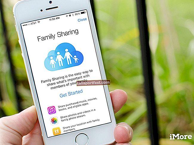 כיצד לשתף אפליקציות iPhone שנרכשו עם בני המשפחה