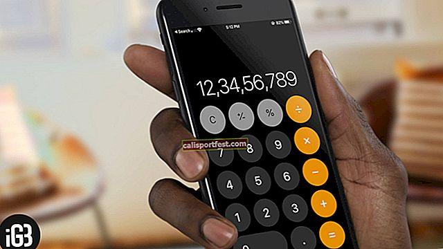 5 טיפים וטריקים לאפליקציית מחשבון האייפון