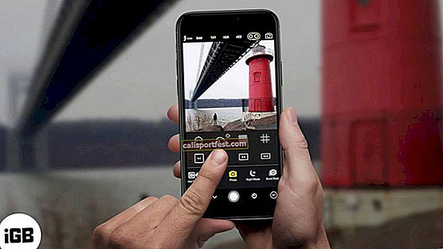 Najbolje RAW aplikacije za uređivanje fotografija za iPhone i iPad u 2021. godini