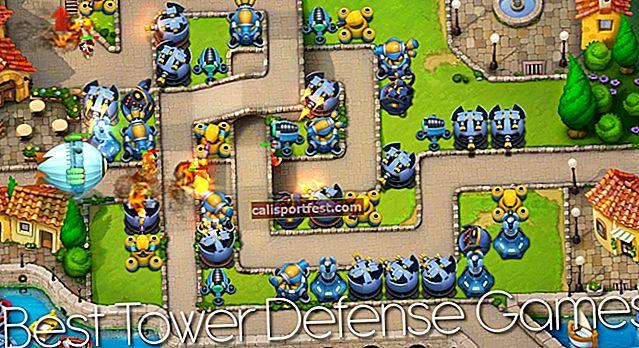 Nejlepší hry Tower Defense pro iPhone a iPad v roce 2021