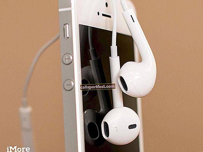Prečaci za slušalice za upravljanje iPhoneom, iPadom i Macom