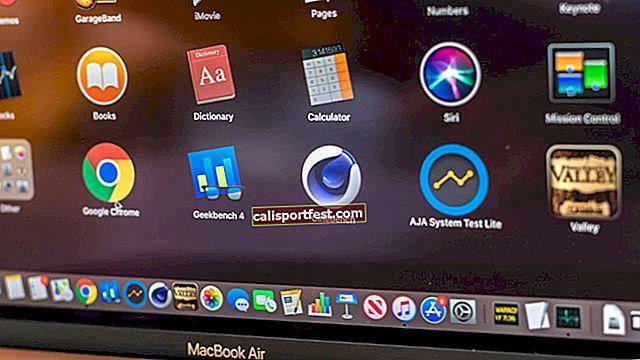 Kako otvoriti aplikaciju od neidentificiranog programera na Macu