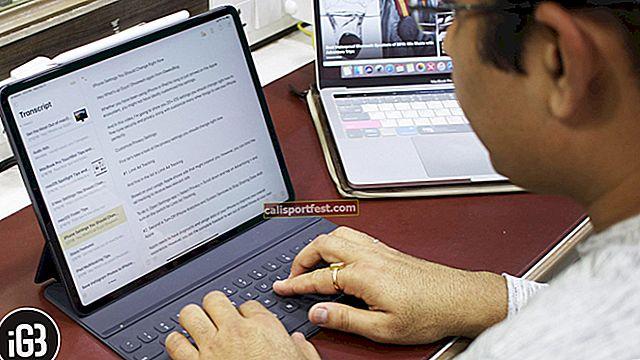 Zašto ne propustim svoj MacBook Pro nakon prelaska na iPad Pro 12.9 ″