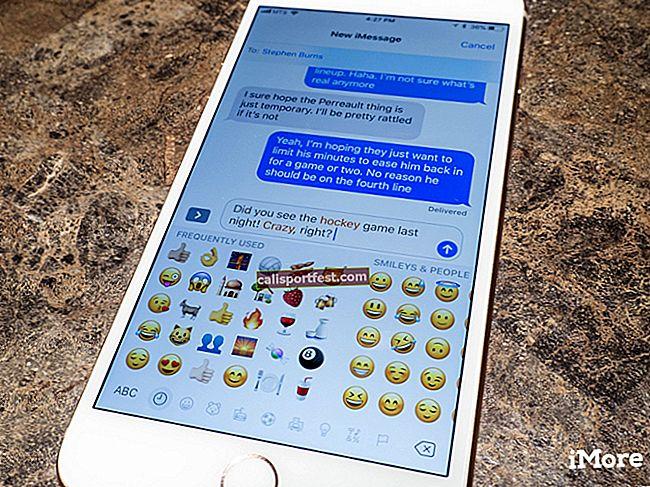 Kako pretvoriti tekst u emoji u porukama na iPhoneu i iPadu