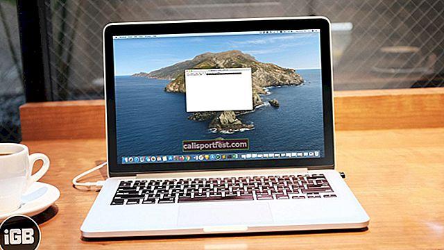 Kako ubrzati sigurnosnu kopiju vremenskog stroja na Macu