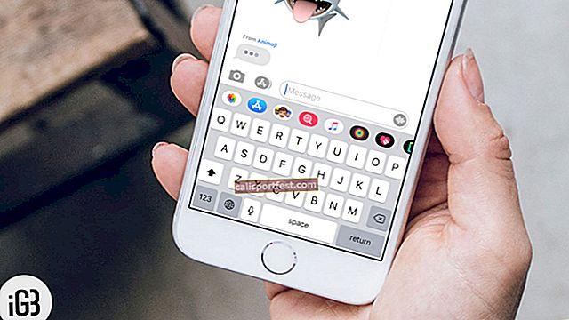 Kako igrati iMessage Typing zezanciju s prijateljima?