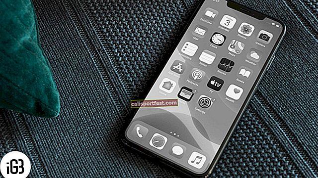 Jak proměnit obrazovku iPhone na černobílou ve stupních šedi