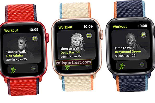 Nejlepší příslušenství k hodinkám Apple v roce 2021