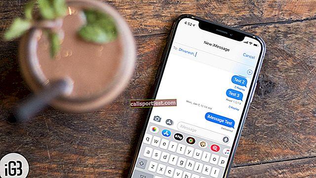 כיצד להגדיר נכון את iMessage במכשירים מרובים