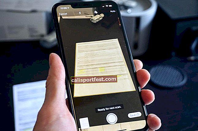 כיצד לסרוק מסמכים באמצעות אפליקציית קבצים באייפון ובאייפד