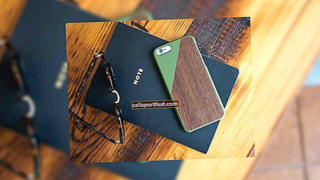Najbolji drveni koferi za iPhone 6 / 6s 2021. godine