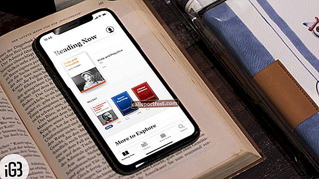 Kako sinkronizirati knjige između Mac i iPhonea ili iPada