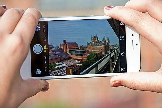 Kako fotografirati tijekom snimanja video zapisa na iPhone