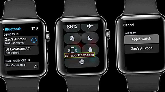 Kako sinkronizirati glazbu s iPhonea na Apple Watch