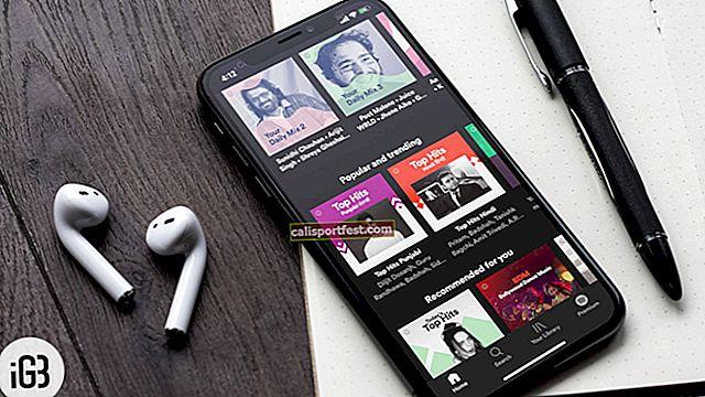 Spotify lokalne datoteke ne sinkroniziraju se s iPhoneom? Trebali biste probati ovo