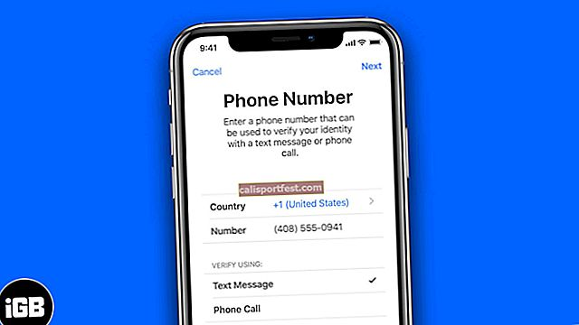 כיצד להגדיר אימות דו-גורמי (2FA) עבור Apple ID