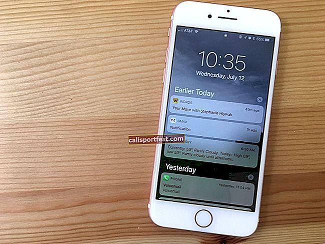 Kako isključiti obavijesti Apple News za Channel na iPhoneu