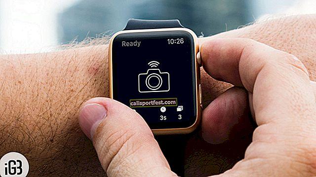 Οι καλύτερες εφαρμογές Apple Watch για φωτογραφίες και κάμερες το 2021