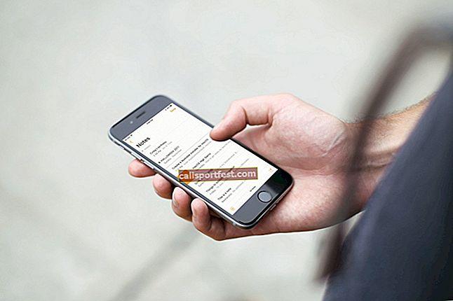 כיצד להצמיד הערה לראש רשימת ההערות שלך ב- iPhone, iPad, Mac
