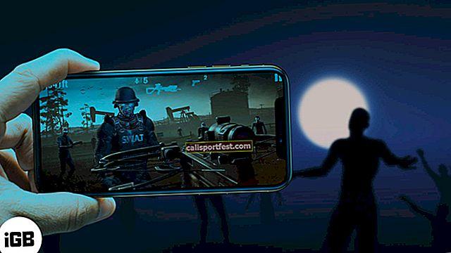Najbolje zombi igre za iPhone i iPad u 2021. godini