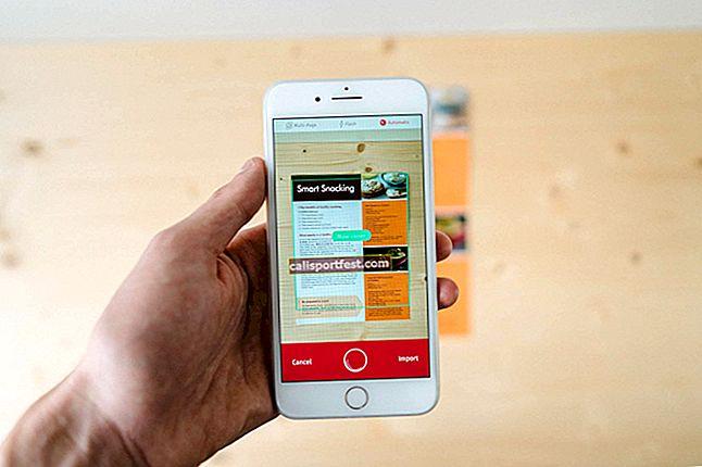 Οι καλύτερες εφαρμογές σαρωτή γραμμωτού κώδικα και QR για iPhone το 2021