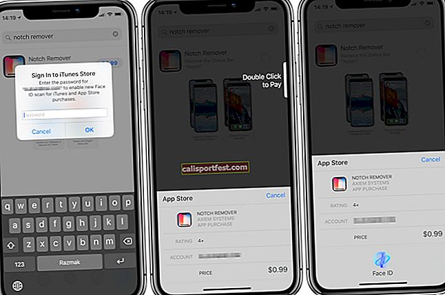 כיצד לרכוש אפליקציות ב- iPhone באמצעות Face ID