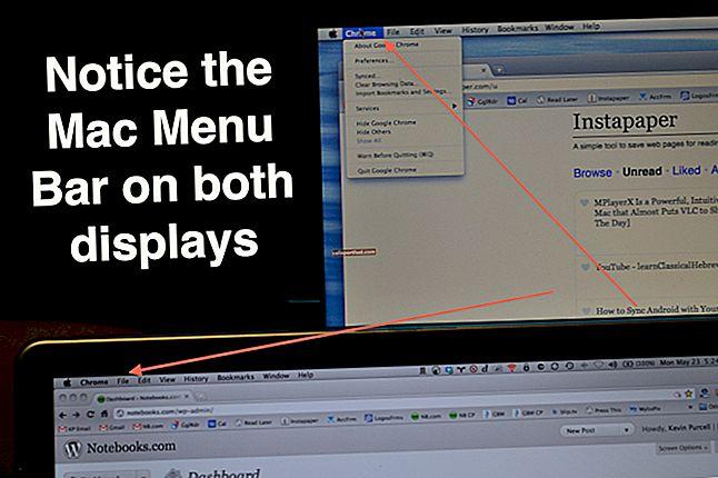 הוסף תאריך לשורת התפריטים ב- Mac OS X [כיצד לבצע]